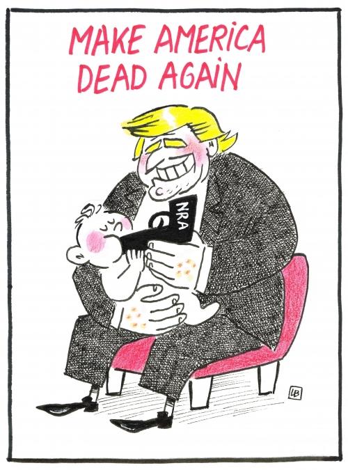 webzine,bd,zébra,fanzine,gratuit,bande-dessinée,caricature,donald trump,énigmatique lb,dessin,presse,satirique,editorial cartoon,siné-mensuel