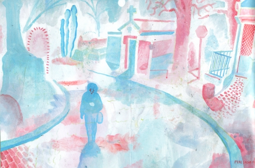 webzine,bd,fanzine,zébra,gratuit,critique,kritik,brecht evens,paris,travel book,louis vuitton,chéri samba,jiro tanagushi,lorenzo mattoti,trocadéro,passage des Panoramas,souk,aquarelle,gouache,fauve,vlaminck,severini,otto dix,balthus