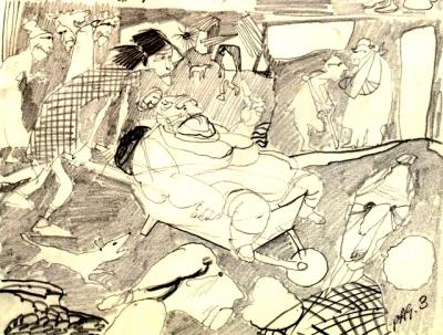 webzine,zébra,bd,gratuit,fanzine,bande dessinée,caricature,pieter brueghel,flandre,hazebrouck,cassel,dürer,baldung,bosch,julie chaizemartin,todo historietas,alberto breccia,carlos trillo,boscavidas,rackham