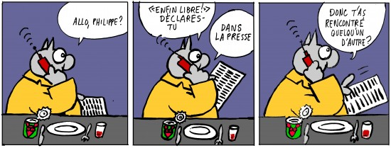fanzine,zébra,bd,bande-dessinée,illustration,pastiche,chat,philippe,geluck,strip,zombi