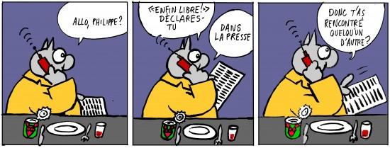 fanzine,zébra,bd,bande-dessinée,illustration,pastiche,chat,philippe,geluck,strip,zombi