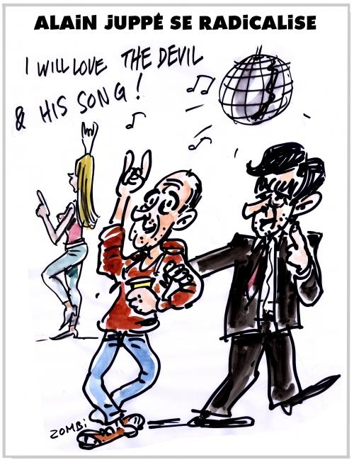 webzine,zébra,fanzine,bd,gratuit,bande-dessinée,caricature,alain juppé,françois fillon,présidentielle,2017,dessin,presse,satirique,editorial cartoon,zombi