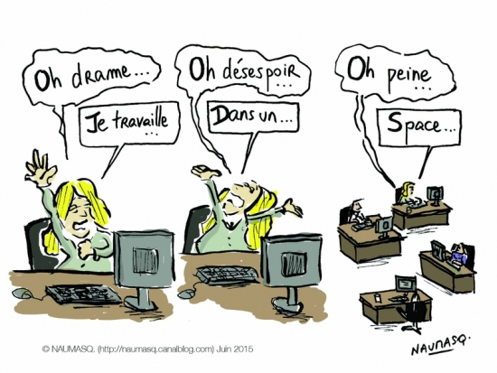 webzine,bd,gratuit,zébra,bd,fanzine,bande-dessinée,gag,naumasq,bureau,shakespearien,satirique